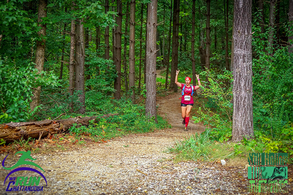 Still Hollow Half Marathon and 10K - Wild Trails Race Series - Chattanooga, TN