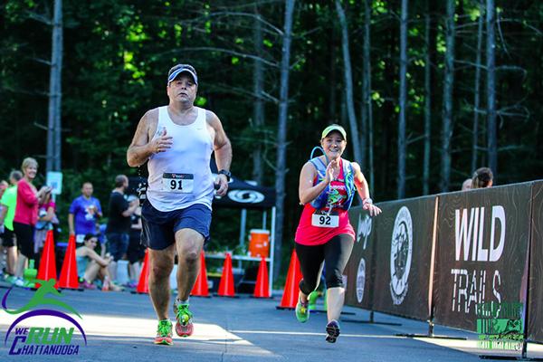 Still Hollow Half Marathon and 10K - Wild Trails Race Series - Chattanooga, TN