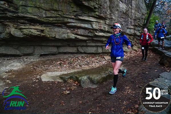Lookout Mountain 50 Miler & 10K Trail Race - Wild TrailsWild