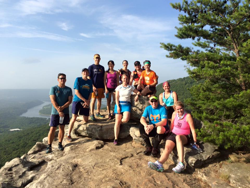 Chattanooga Group Runs - Wild Trails - Scenic City Trail Runners