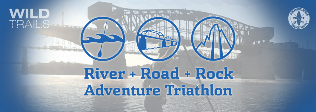 River Rock Road Adventure Triathlon | Chattanooga, TN Races | SUP